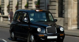 LONDON CAB DRIVER PIONEER OF SMARTPHONE-ONLY PAYMENTS